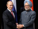 Putin Pm Ink Defence Deals Worth 4 Bn