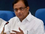 Great Opportunity India Us Work Together P Chidambaram