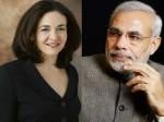 Facebook Coo Sheryl Sandberg S First India Visit
