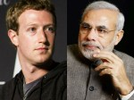 Affordable Internet On Agenda Facebook S Mark Zuckerberg Meet Modi
