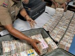 Delhi Raid Taxmen Seize Rs 135 Cr Cash Jewellery From Saha