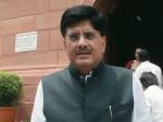 India Can Save 7 Billion Per Annum Use Led Bulbs Goyal