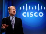 Cisco Ceo Chambers Step Down Robbins Named Successor
