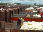 Railway S April Freight Earnings Up Over 17 Per Cent From La