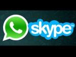 Ott Players Like Whatsapp Skype Could Cut Telcos Voice Revenue Half