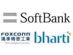 Softbank Bharti Foxconn Form Jv
