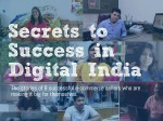 Successful Ecommerce Sellers Share Their Secrets Success