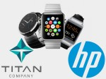 Titan Co Joins Hands With Hp Launch Smart Watches
