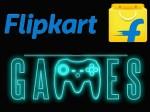 Flipkart Backs Mobile Gaming Startup