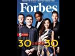 Under 30 2016 45 Indians Forbes List Achievers Under
