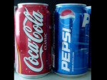 Pepsi Goes Mini Cans Push Sales