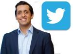 Twitter India Head Rishi Jaitly Resigns