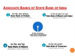 Five Associate Banks Merge With Sbi From April