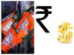 Rupee Climbs 42 Paise 66 18 On Bjp S Victory Iip Numbers