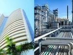 Oil Gas Power Stocks Push Sensex Up 164 Points