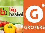 Bigbasket Grofers Start Merger Talks