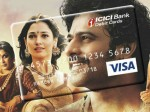 Now Customise Your Icici Bank Debit Card With Baahubali D