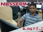 Forget Us You Need Reskilling Keep Your Job India R Chanddrasekar President Nasscom