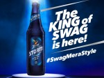 Ub Bets Big On New Brew Kingfisher Storm