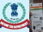 Aadhaar Mandatory Filing It Returns From July 1 Says Cbdt