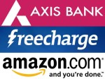Axis Bank Acquires Freecharge 385 Crore
