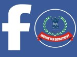 Income Tax Dept Is Watching Your Facebook Kind Social Media Accounts