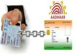 Aadhaar Number With Pan Linking Deadline Extended Till August 31