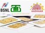 How Link Aadhaar With Your Bsnl Mobile Number Tamil