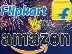 Diwali Shopping Flipkart Vs Amazon Who Is Best