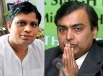 Mukesh Ambani Shocked On Patanjali Acharya Balakrishna Growt