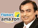 Reliance Retail Will Be Biggest Challenge Amazon Flipkart
