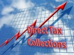 Direct Tax Collection Rises 14