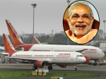 Government Retreated From Selling Air India