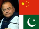 How India Going Face Twin Challenge From China Pakistan
