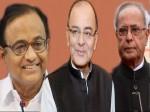 Pranab Mukhjeree P Chidambaram Arun Jaitley Pumped Rs 2 6 Lakh Crore Into Banks