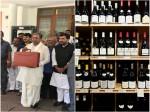Liquor Stocks Fall As Karnataka Govt Hikes Excise Duty