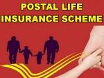 Postal Life Insurance 6 Types Plans