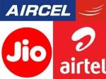 Aircel Asks Jio Airtel Keep Network Running