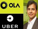 Ola Might Acquire Uber India Bhavish Aggarwal S Big Plan