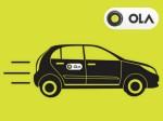 Ola Starts Making Money On Each Ride Inches Closer Profitability