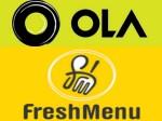 After Foodpanda Acquisition Ola Talks Buy Freshmenu