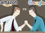 Google Amazon Preparing A War Big Focus On India
