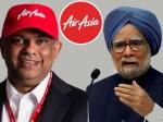 Cbi Probes Airasia Chief Tony Fernandes Alleged Corruption