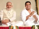 Acharya Balkrishna Blames Pm Modi S Demonetisation Gst Halt In Patanjali Sales Growth