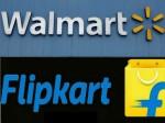 Lakh Traders Protest Against Flipkart Walmart Deal