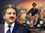 Anand Mahindra Acquires Rajinikanth S Kaala Car His Museum Chennai