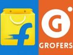 Flipkart Approaches Grofers Acquisition