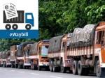 Rs 1 3 Crore Fine Eway Bill Error Triggers Transport Strike