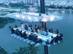 India S First Sky Or Fly Restaurant Bengaluru