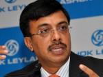 Ashok Leyland Profit At 460 Crore Rupees Q2 Ceo Resigned